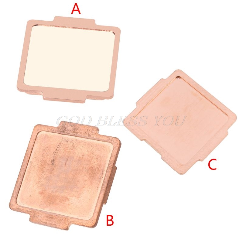 <font><b>CPU</b></font> Opener Cover <font><b>CPU</b></font> Copper Top Cover for INtel <font><b>i7</b></font> 3770K 4790K <font><b>6700k</b></font> 7500 7700k Drop Shipping image
