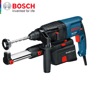 Bosch Electric Hammer Impact Drill With Dust Collector Hammer Drill Machine Electric Breaker Jack Hammer 2 Functions Power Tool