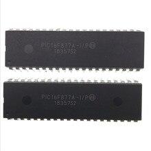 5 قطعة 10 قطعة PIC16F877A I/P DIP 40 PIC16F877A DIP40 PIC16F877 16F877A I/P جديدة ومبتكرة
