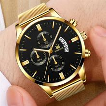 Luxury Military Sport Watches 2019 Fashion Date Watch Luxury