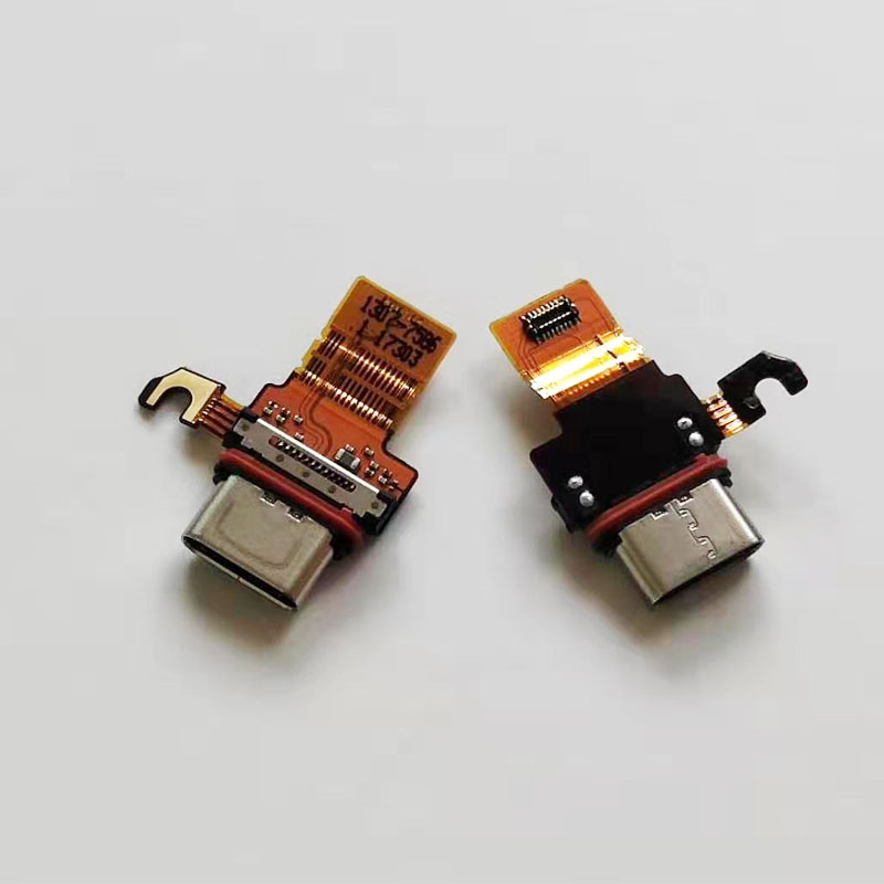 USB Charging Charger Port Dock Connector Flex Cable For Sony Xperia XZ1 Compact