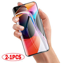 2-1PCS Full Cover Protector Soft Hydrogel Film For Xiaomi Mi 10 Pro 9 8 Lite CC9E 9SE For Xiaomi 9 10 Protective Film Not Glass(China)