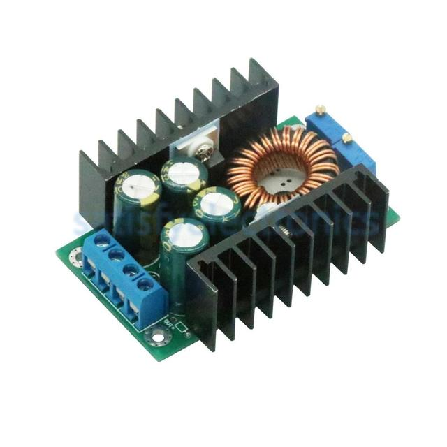 Вольтодобавочный преобразователь XL4016 DC DC, понижающий модуль с регулируемым питанием Max 9A, 300 Вт, 5 40 В в 1,2 35 В, светодиодный драйвер для Arduino