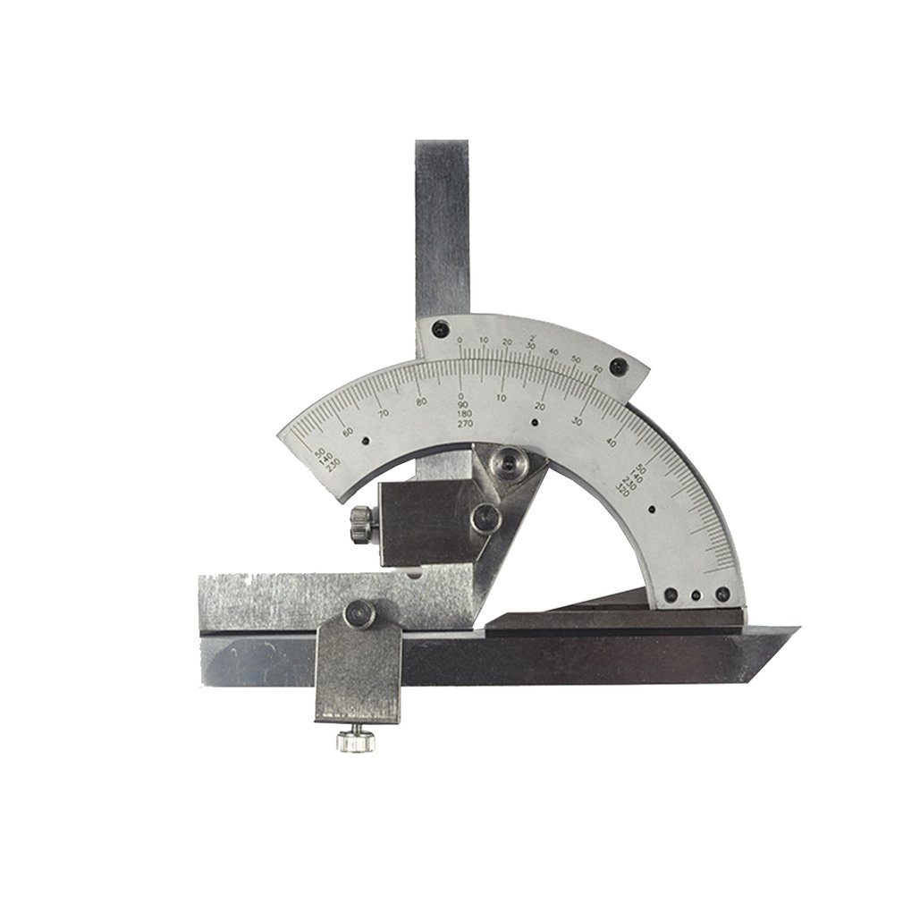 Universal Protractor 0-320 Degrees Precision Goniometric Angle Meter Finder Carpentry Measuring Tool Dropshipping