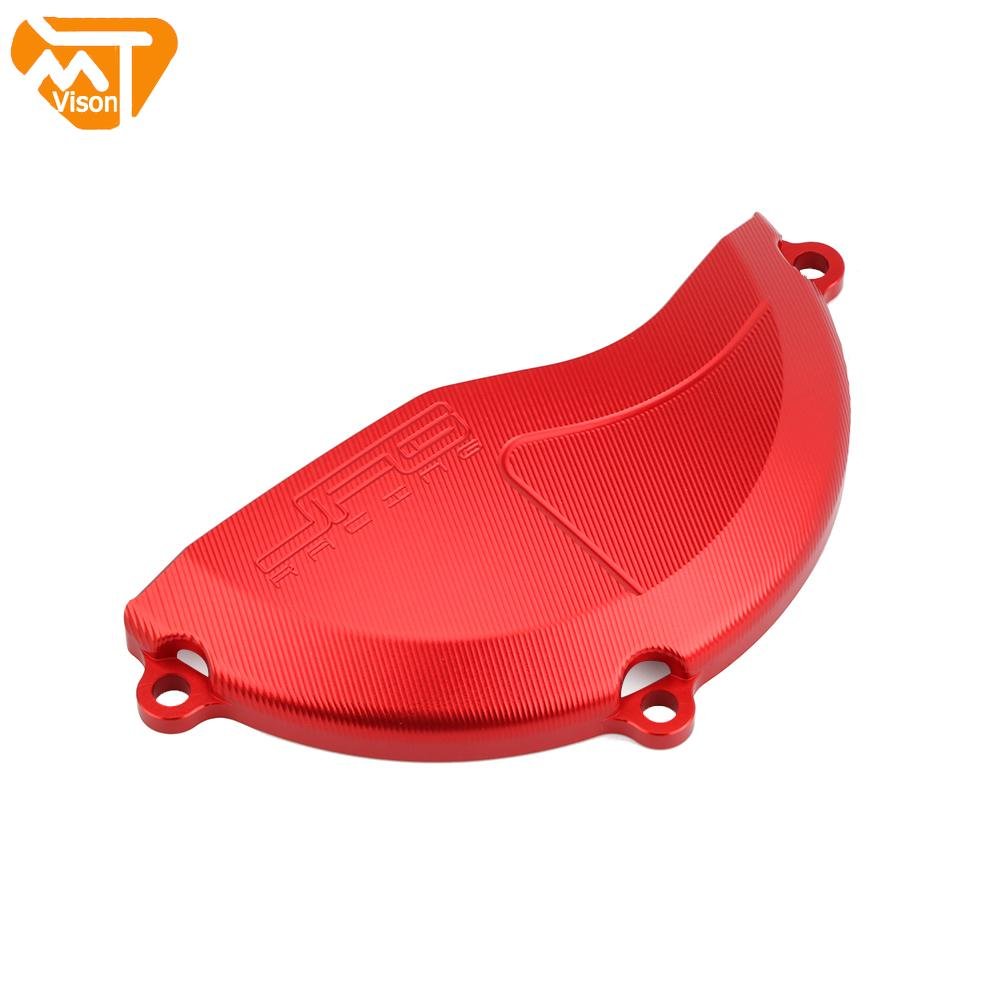 Engine Right Side Clutch Cover Guard For Honda CRF250X <font><b>CRF</b></font> <font><b>250X</b></font> <font><b>2004</b></font> 2005 2006 2007 2008 2009 2010 2011 2012 2013 2014 2015-2017 image