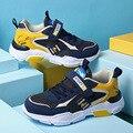 2020 осень и зима Брендовая детская обувь Нескользящая детская обувь для бега Модные дышащие кроссовки для мальчиков и девочек повседневные ...