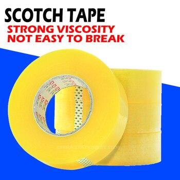 Scotch Tape Sealing Tape Taobao Express Packaging Packaging Sealing Tape Paper FCL Large Roll 4.5 Width 5.5 6cm 111 стул larsen fcl 4147r