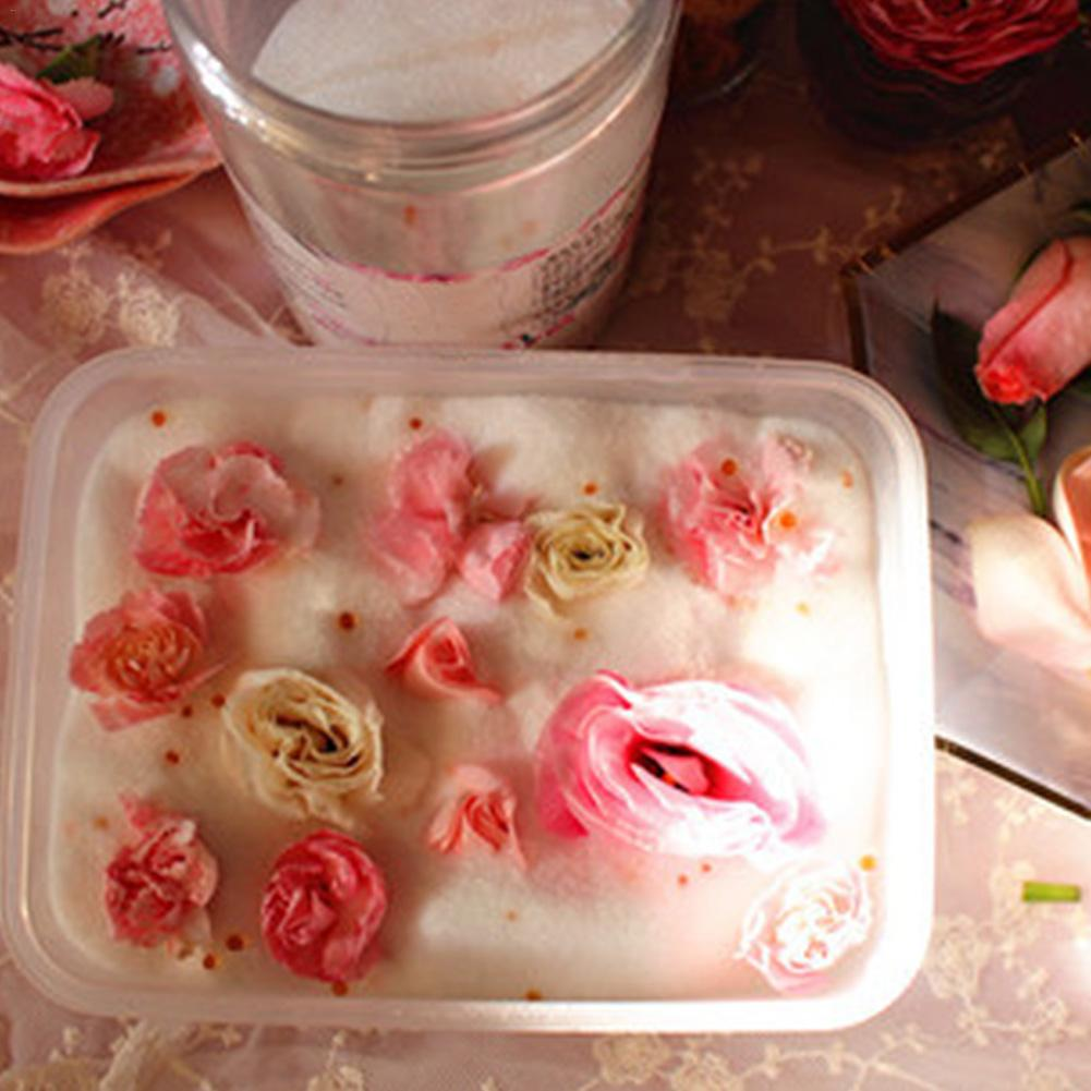 Flowers Drying Sand Homemade Rose Dried Flowers DIY Three-dimensional Dried Flowers Eternal Flower Dry Sand Desiccant