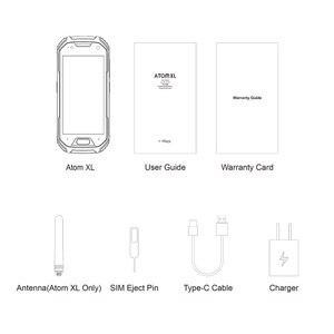 Прочный смартфон Unihertz Atom XL, самый маленький DMR Walkie Talkie, Android 10, разблокированный, 6 ГБ + 128 Гб, камера 48 МП, 4300 мАч|Смартфоны|   | АлиЭкспресс