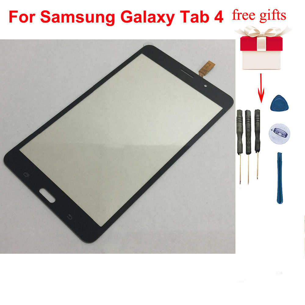 for Samsung Galaxy Tab 4 7.0 SM-T231 T231 T235 Black / White Touch Screen Sensor Glass Digitizer Replacement