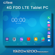 1920×1280 Resolution FHD 2.5D IPS screen 10 Inch tablet pc android 9.0 Dual SIM 4G LTE cell phone tablets PAD 10.1