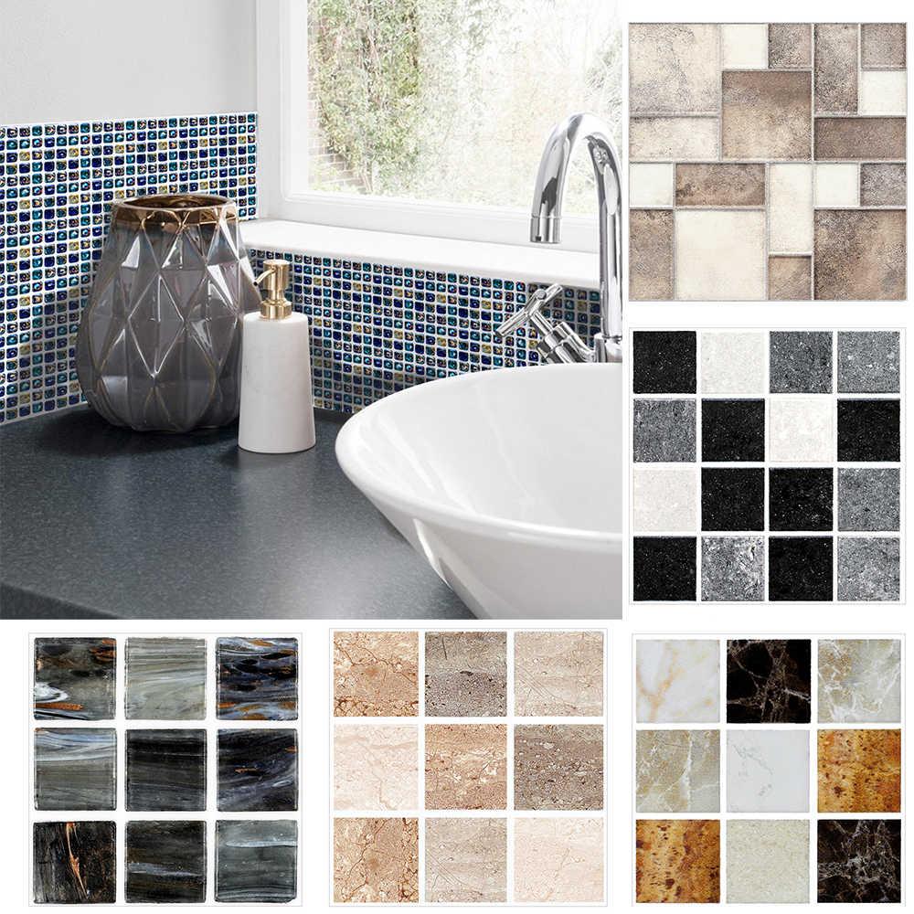 kitchen tile stickers home bathroom