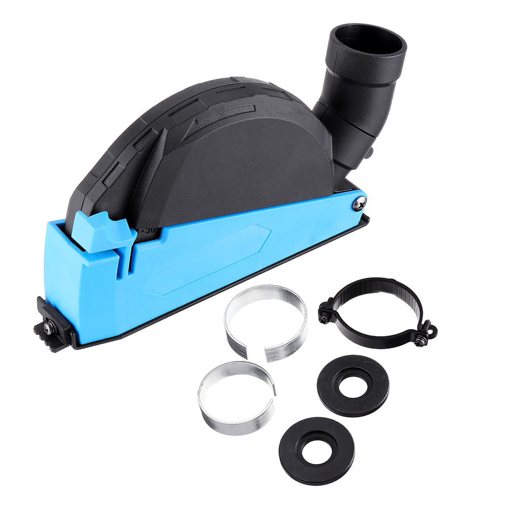 Universal Cutting Dust Shroud Grooving Protective Cover For 4