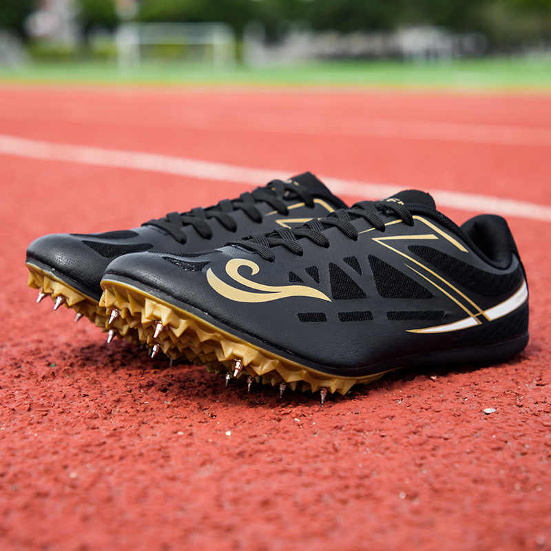 Plus Size 35 45 Track Spikes Shoes For
