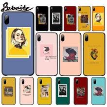 Great Aesthetic Art Pink Yellow Cases Luxury Cover For Xiaomi Redmi Note 4x 4a 5 5a Plus 6 6a Pro S2 Mobile Phone Accessories vintage plaster statue david aesthetic art cases cover for xiaomi redmi note 4x 4a 5 5a plus 6 6a pro s2 phone accessories