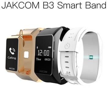 JAKCOM B3 Smart Watch Super value than smart band 5 smarth watch bracelet smartwatch p70 astos gtr 47mm image
