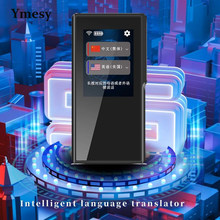 Ymesy T6 Instant Voice Translator offline Language Translator In Real Time Smart Voice Translator Portable Instant Translators