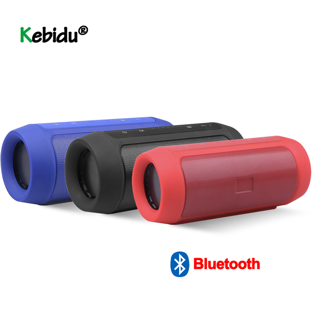Universal 20W Outdoor Wireless Bluetooth Speaker Super Bass Speaker Subwoofer Waterproof IPX7 Loudspeaker For Phone / PC