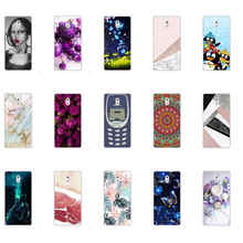 Phone Case For Nokia 3 Case Cover Silicone Soft TPU Back Cover Funda For Coque Nokia 3 Nokia3 TA-1032 TA-1020 TA 1032 1020 Case