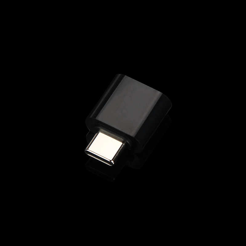 ALITER USB-C Type C USB 3.1 Male To USB Female OTG Data Adapter For OnePlus 3T MacBook