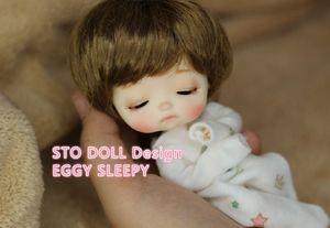 Image 5 - Przedsprzedaż grudzień Sto lalki jajko manekin personalizacja 1/8 lalki bjd OB lalka DIY Ob 11 głowa lalki