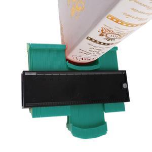 Image 2 - 5/6/10 אינץ מד פלסטיק פרופיל עותק מד סדיר מעצב פרופיל שליט מד מעתק מד Contour כללי כלים