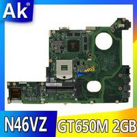 Akemy N46VZ GT650M 2GB anakart REV2.1 ASUS N46V N46VM N46VZ N46VJ N46VB laptop anakart 60-N8IMB1400% 100% test