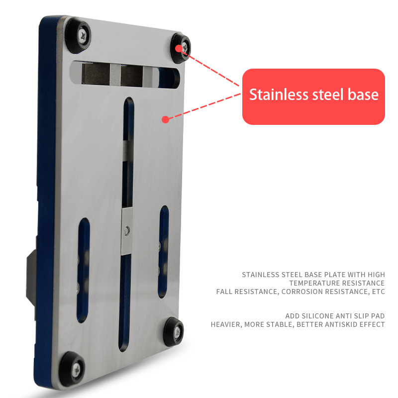 Universal Holder PCB Soldering High Temperature fixtur Phone IC Chip BGA Chip Motherboard Jig Board Holder Welding Repair Tools