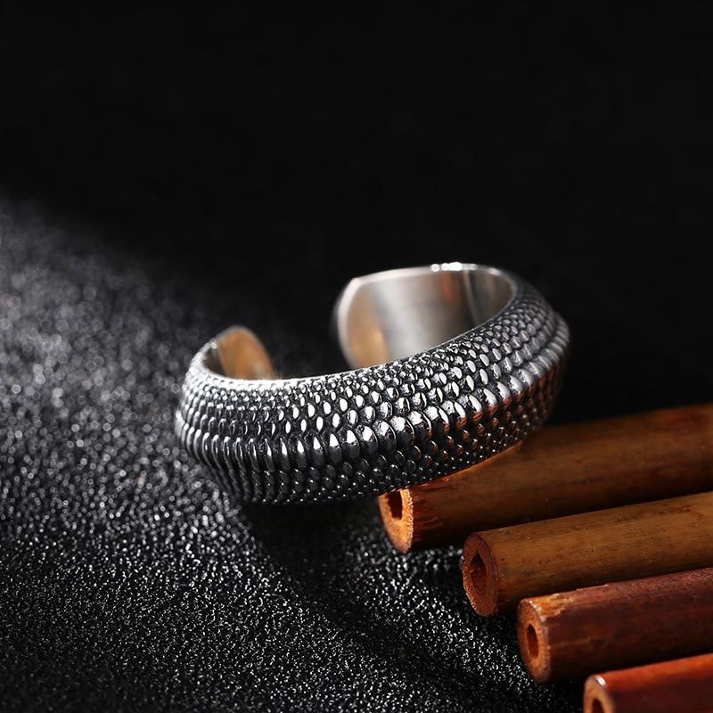 Мужское кольцо в стиле ретро, кольцо на указательный палец в стиле хип-хоп, 2021