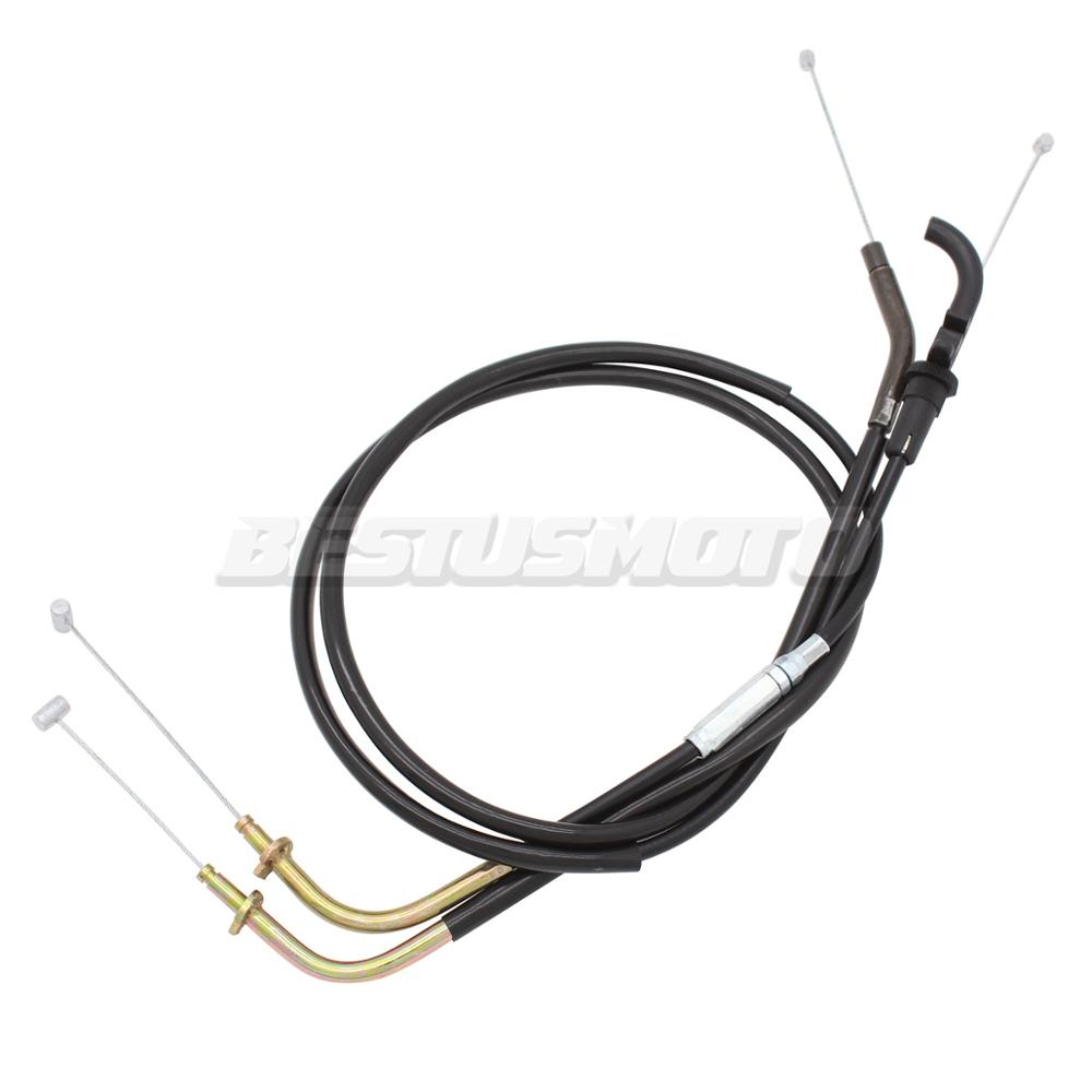 Motorcycle High Quality Steel Wire Throttle Cable For