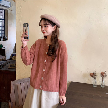 Old Sen Department Loose Women Lazy Ins Japanese Department College Style Early Autumn Winter Outside Campus Light Matur