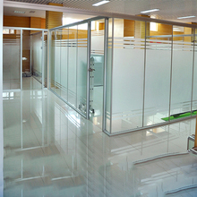 Frosted Glass Film Office Partition Private Light Transmitting and Opaque Stickers Shower Room Shielding Matte privacy film
