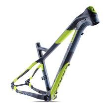 Tropixจักรยานกรอบ27.5er 142Mm * 12Mm ThruเพลาจักรยานกรอบT800คาร์บอนไฟเบอร์15 17นิ้วBb90 650B MTB Xc 2019new