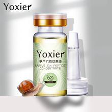 Yoxier Serum Face Anti-Aging Snails Hyaluronic Acid Six Peptide Concentrate Care Moisturizing Oil-control Snail Essence