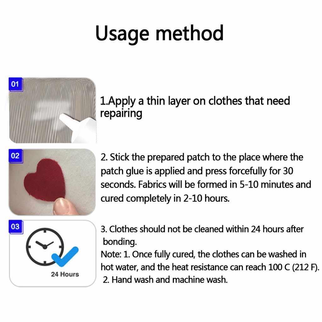 衣類の修理接着剤縫うのり瞬間接着剤粘着電話ガラス接着剤の修理ポイントダイヤモンドジュエリー DIY 接着剤 A28