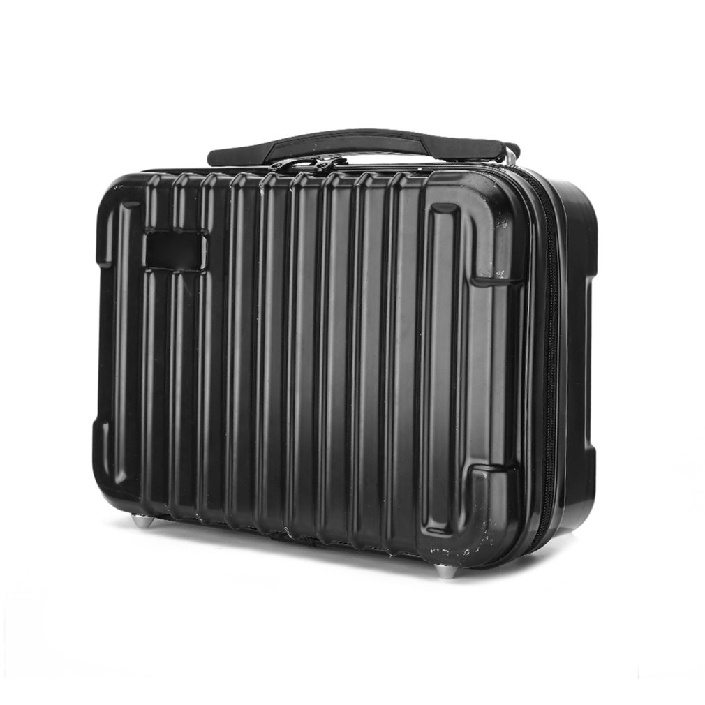 Waterproof Hard Shell Drone Storage Bag Portable Black Carrying Box Case Suitcase for DJI Mavic AIR 2 RC Drone Quadcopter