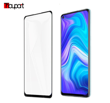 5D Full Glue Tempered Glass For Xiaomi Redmi 10X 5G 4G Note 9 Pro Max 9s Screen Protector Protective Hard Film Redmi Note9 Glass 2pcs screen protector for xiaomi redmi note 9s 9 pro max tempered glass full glue cover protective film for xiaomi redmi note 9s