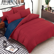 Solid-Bedding-Sets Alanna-X-Series Flower 2-3-Printed Lovely-Pattern High-Quality Home