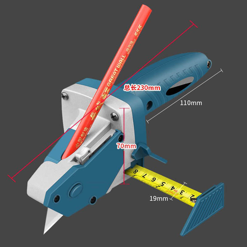 Tool Scribe Cutting Gypsum Tools With  Woodworking Woodworking Cutting Artifact Board Tool Board Scale Cutting Drywall
