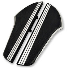 Footboards for Motorcycle Footboard Parts Marchepied CNC En Aluminium Noir et Chrome Pour Chef Indien Pedal Classique 2014- 2019