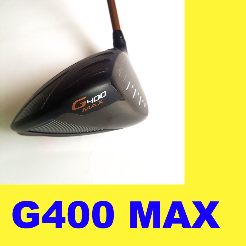 G400 MAX Driver G400 Golf Club Driver Graphite ALTA JCB original Shafts 9/10.5 Loft Degree with headcover title=