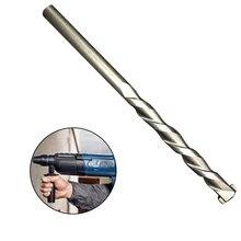 4 мм/5 мм OD роторный инструмент для каменной кладки сверло оцинкованное сверло с круглым хвостовиком спиральная флейта для бурения бетонной кирпичной плитки