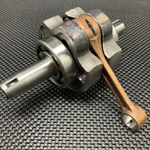 العمود المرفقي std DT230 MT250 ربط قضيب مع محركات تحمل وأجزاء المحرك DT MT 250 cc