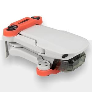 Image 2 - SUNNYLIFE support dhélice en Silicone stabilisateurs fixes de protection pour Mini Drone DJI Mavic accessoires