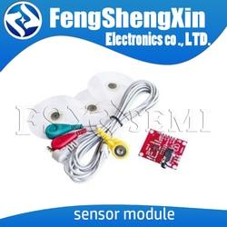 Ecg module AD8232 ecg measurement pulse heart ecg monitoring sensor module for Arduino kit