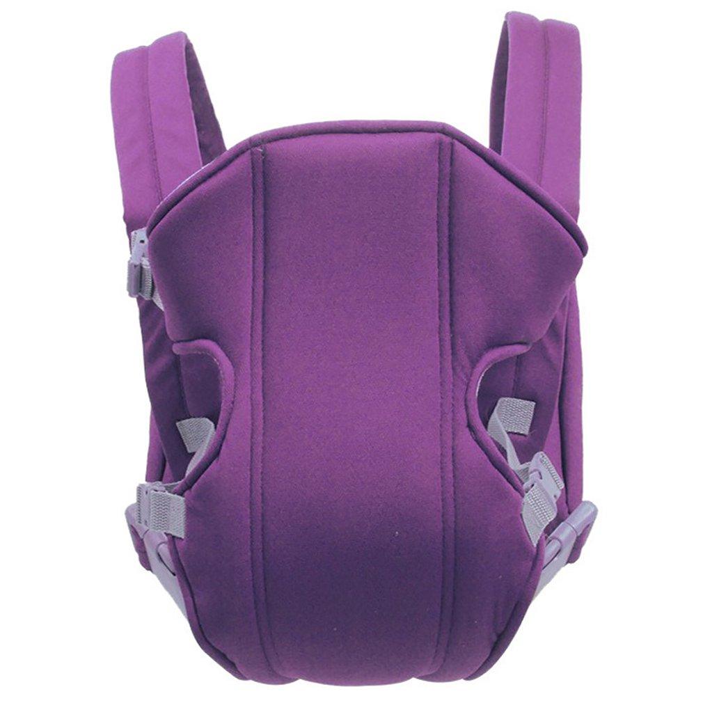Breathable Ergonomic Baby Carrier Backpack Infant Baby Simple Toddler Cradle Pouch Sling Carrier Comfortable Adjustable Shoulder