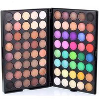 2020 Popfeel 80 Color Matte Eye Shadow Palette Make Up Waterproof Shimmer Eyeshadow Palette