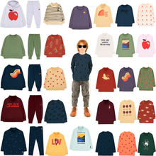 Kids Clothing Set 2019 Autumn Winter TC Boys Girls Top Tee T Shirt Leggings Tiny Baby Cotton Sweatshirt Pants Children Clothes cheap StRafina Fashion O-Neck Sets Pullover TCTS191 Unisex Full Print Regular Fits true to size take your normal size Jackets