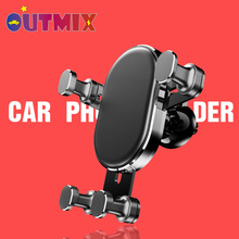 NEW Car Phone Holder For iPhone 11 Air Vent Mount Stand Universal Mobile Huawei Xiaomi Smartphone Gravity Bracket