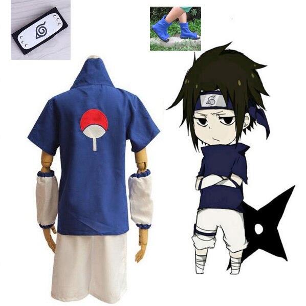 Naruto Headband Konoha Renegade Cosplay Logo Sasuke - Itachi